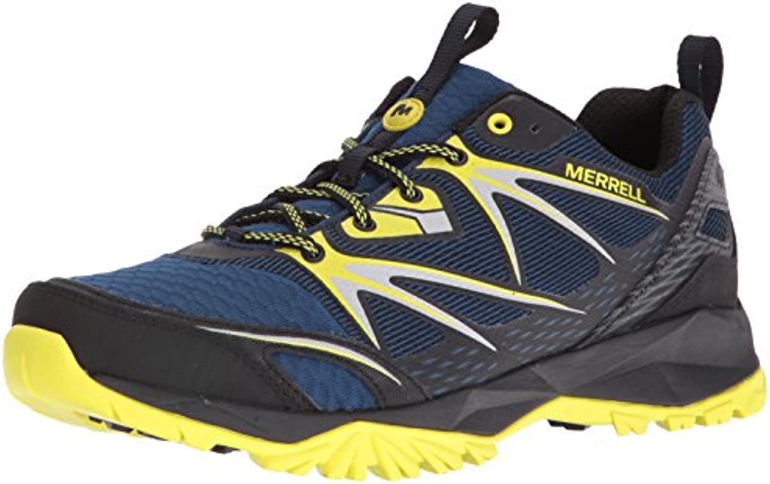 Merrell Men's Capra Bolt Air Hiking scarpe, Poseidon, 7 M US | Discount