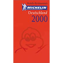 Deutschland 2000. Michelin éditions