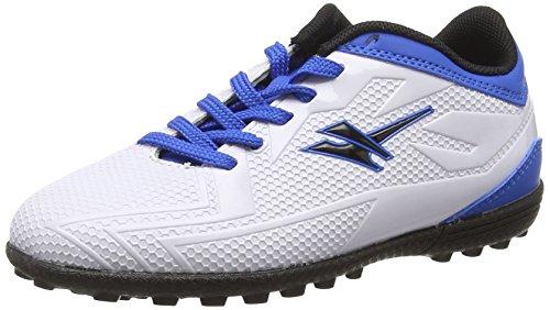 Gola Rapid Vx, Jungen Fußballschuhe Weiß (White/Blue)