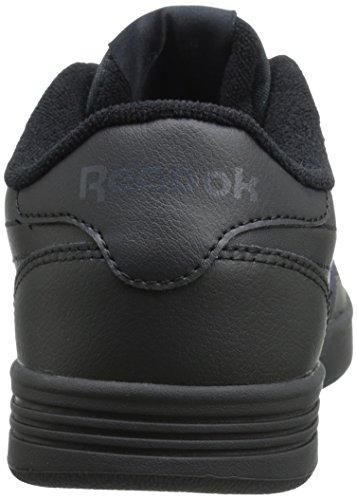 Reebok Club Memt Classic Leder Turnschuhe US-Black/DHG Solid Grey