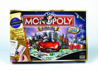 Hasbro Monopoly (Spiel) Banking
