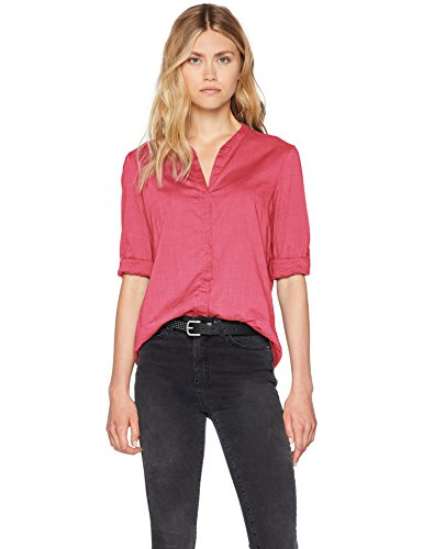 BOSS Damen Bluse Efelize_9, Rosa (Bright Pink 670), 40