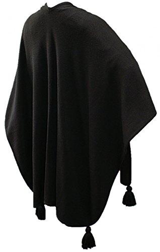 tola Wetterfleck schwarz Schultertuch Tuch Trachtenumhang (Kostüm Shop In Red Deer)