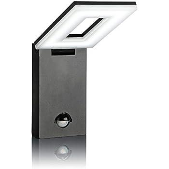 Sebson Luminaire Exterieur Detecteur De Mouvement Lampe Murale Led