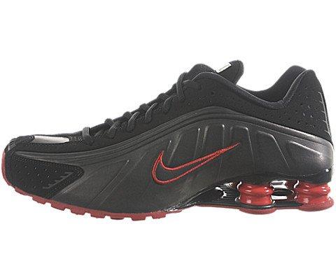 Nike NIKE700909-700909 Donna, (Black/Black/White-Varsity Red), 44 D(M) EU