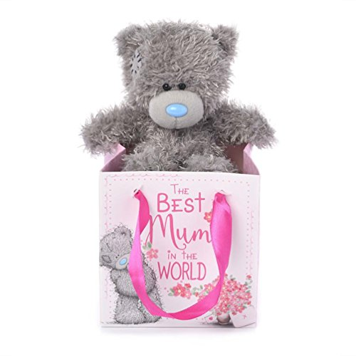 "5"" Best Mum Me to You Bear In Bag"