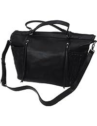 Pieces - Peyton bag black - Sac à main - Noir - Taille Unique