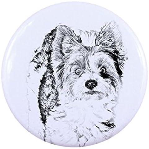 Yorkshire Terrier Biewer, Un anillo con un perro