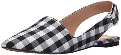 franco-sarto-womens-l-sphinx-pointed-toe-flat-black-white-65-uk-m