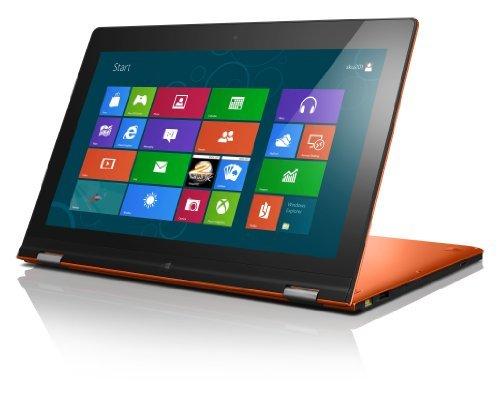 "Lenovo IdeaPad YOGA 13 2191-13.3"" Notebook - Core I7 2 GHz, 33,78-cm-Display"
