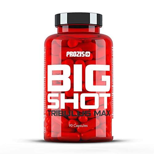 Prozis Big Shot - Tribulus Max 90 caps - Max 90 Caps
