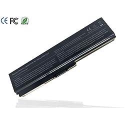 Batterie de Rechange pour Ordinateur Portable Toshiba Satellite L755 L675 L750 L700 P755 C655 A665 A665 C655D L755D L755-s5167 L755-s5170 L755-s5175 L755-s5213 10,8 V 4400 mAh Li-ION