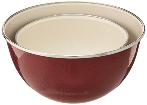 paula-deen-signature-enamel-on-steel-15-quart-and-3-quart-2-piece-mixing-bowl-set-red-speckle-by-pau