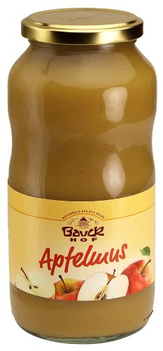 Bauck Hof Bio Apfelmus - Bauckhof 700g