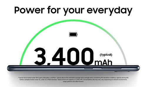 Samsung Galaxy A10 Dual-SIM 32GB 6.2-Inch HD+ 13MP Camera Android 9 Pie UK Version Smartphone - Black Img 4 Zoom