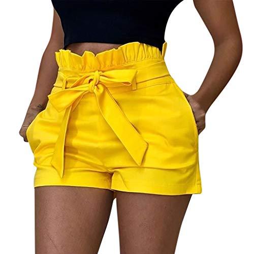 45ab64f477063e Eaylis Pantaloncini Moda Donna Nuova Estate 2019 Pantaloncini Moda Donna