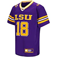 "LSU Tigers NCAA ""Hail Mary Pass"" Youth Kinder Football Jersey Trikot"