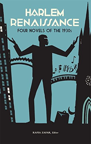 Harlem Renaissance: Four Novels of the 1930s (LOA #218): Not Without Laughter / Black No More / The...