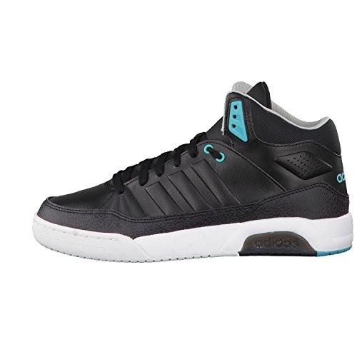 adidas Play9tis W, Chaussures de Sport Femme Noir - Negro (Negbas / Negbas / Verimp)