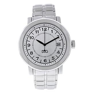 Dolce & Gabbana DW 0005 – Reloj de mujer de cuarzo con correa de piel lila