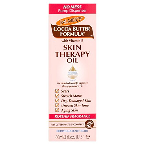 Skin Palmer Oil Therapy, églantier Fragrance 60ml