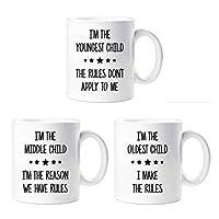 Rules Mug Set I