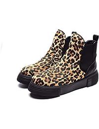 promo code a5ed0 91ead Amazon.it: stivali leopardati: Scarpe e borse