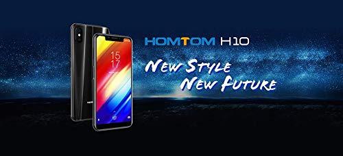 ll Iriserkennung (FHD 1080P) MTK6797 (Helio X20) Deca Core-4GB + 32GB Android 6.0 globalen 4G-Smartphone - Schwarz ()