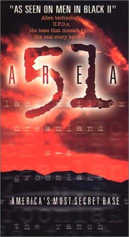 Preisvergleich Produktbild Area 51 [VHS]