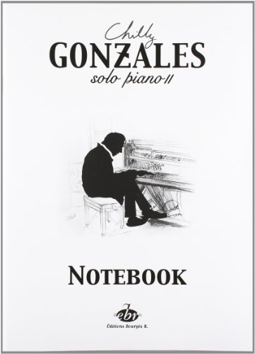 Gonzales Solo Piano 2 Note Book.