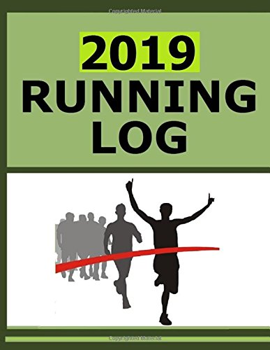 2019 Running Log: Keep record of your running training data in the 2019 Running Log. Track your progress to help you achieve your running and fitness goals. por Frances P Robinson