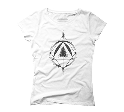 Change and Balance Women's Graphic T-Shirt - Design By Humans White