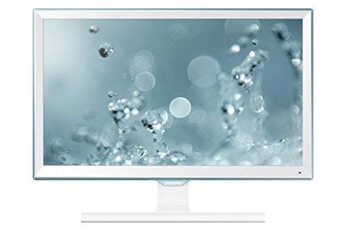 Samsung LS22E360HS/XL 21.5-inch Full HD LED Monitor (High Glossy White)
