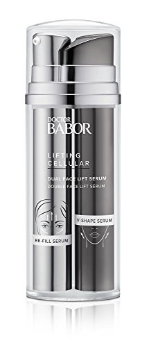 DOCTOR BABOR LIFTING CELLULAR Dual Face Lift Serum, Seren Duo zur definierten Re-Konturierung, straffere und gefestigte Gesichtspartien, 30ml -