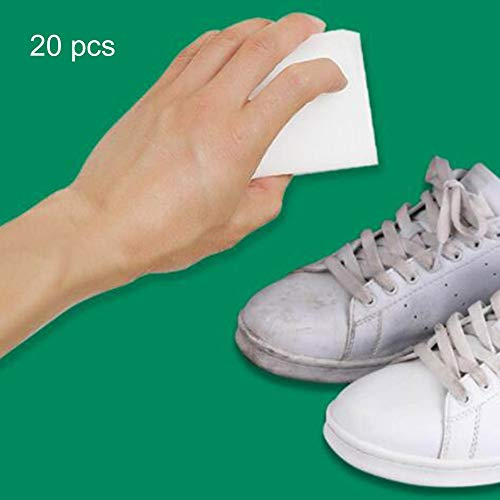 20 STÜCKE Magie Schwamm Radiergummi Reinigung Multifunktions-Schaumreiniger Nano Melamin Schwamm Weiß