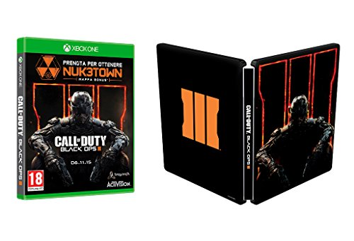 Call Of Duty: Black Ops III - Nuketown Edition + Steelbook [Esclusiva Amazon] - Xbox One