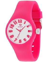 35506–23marea silicona reloj, mujer reloj en 3d aspecto