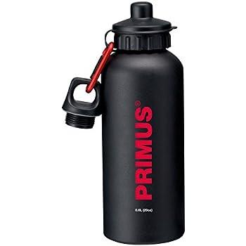 Primus Trinkflasche Aluminium, Schwarz, 1 Liter, 1441480