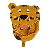 """Ergobag Affenzahn Kindergartenrucksack 25 cm Tiger """"Anne-Cathrin von Affenzahn"""""""