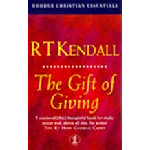 The Gift of Giving (Hodder Christian Essentials)