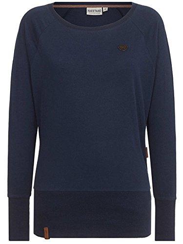 Naketano Female Sweatshirt Groupie VIII Dark Blue