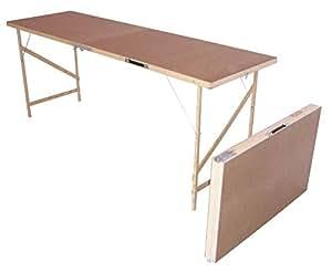 wooden hardboard folding wallpaper paste pasting table. Black Bedroom Furniture Sets. Home Design Ideas