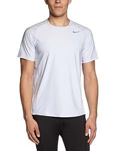 Nike Advantage UV Crew T-shirt de tennis pour homme Violet Pure violet/cool grey XX-Large