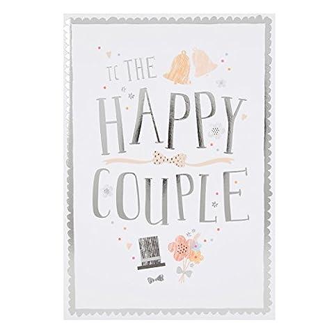 Hallmark Carte de mariage Carte