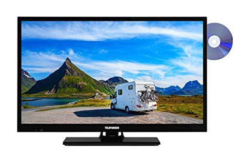 fernseher mit integriertem dvd Telefunken XF22E101VD 56 cm (22 Zoll) Fernseher (Full HD, Triple Tuner)