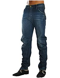 36/34 jeans g star raw arc 3d loose tapered bleu