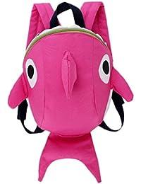 Mochilas Para Pañales, Zolimx Bebé Niñas Niños Dibujos Animados Tiburón Mochilas