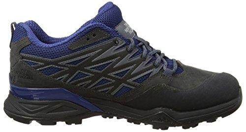 The North Face Hedgehog Hike Gtx, Chaussures de Randonnée à Tige Basse Homme Bleu - Blue (Estate Blue/Zinc Grey)