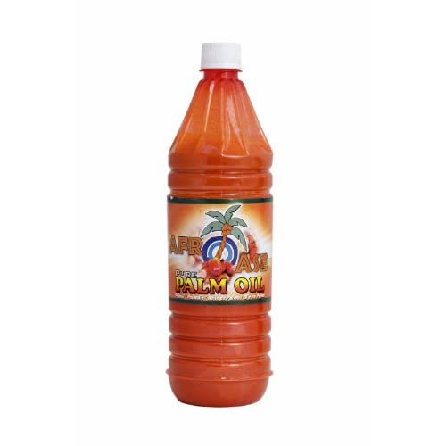 Pure Palml 1000ml Palm L Regualr Afroase Palm Oil
