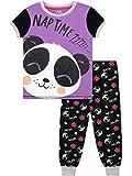 Harry Bear Pijama para niñas Panda Morado 9-10 Años